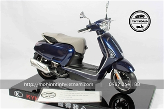 KYMCO LIKE 150 (XANH) 1:10 DIECAST MODEL