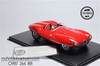ALFA ROMEO 1900 SPIDER 1952 (ĐỎ) 1:24 WHITEBOX
