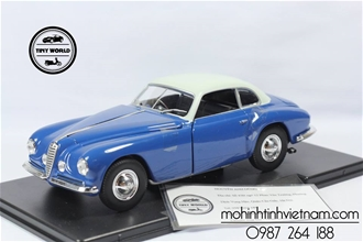 ALFA ROMEO 6C 2500 SS-1949  (XANH) 1:24 WHITEBOX