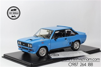 FIAT 131 ABARTH 1976 (XANH) 1:24 WHITEBOX