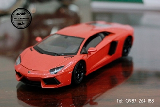 LAMBORGHINI AVENTADOR LP700-4 (CAM) 1:24 WELLY