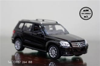 MERCECES-BENZ GLK (ĐEN) 1:24 RASTAR