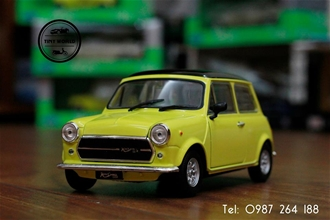 MINI COOPER 1300 (VÀNG) 1:24 WELLY