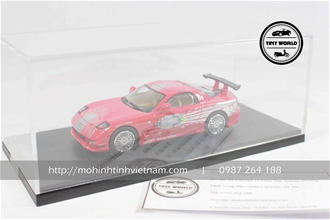 MAZDA RX-7 1993 (ĐỎ) 1:43 GREENLIGHT