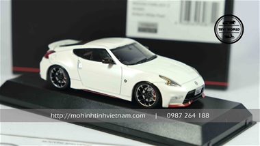 NISSAN FAIRLADY Z NISMO (TRẮNG) 1:43 KYOSHO