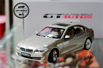 BMW 5 SERIES (GOLD) 1:18 GTAUTOS