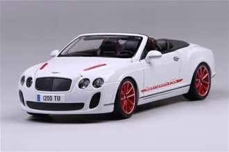 BENTLEY CONTINENTAL SUPERSPORTS (TRẮNG) 1:18 BBURAGO