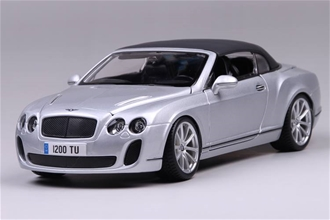 BENTLEY CONTINENTAL SUPERSPORTS (BẠC) 1:18 BBURAGO