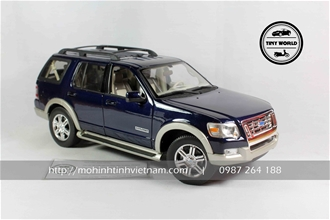 FORD EXPLORER 2006 (XANH) 1:18 WELLY