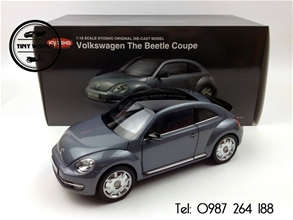 VOLKSWAGEN THE BEETLE COUPE (GHI) 1:18 KYOSHO