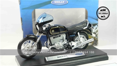 BMW R100S (XANH) 1:18 WELLY