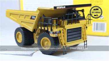 CATERPILLAR 777D (VÀNG) 1:50 NORSCOT