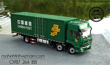 DONGFENG TIANLONG CHINA POST (XANH) 1:24 DEALER