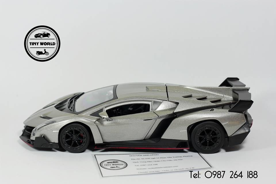 Lamborghini Veneno Xam 1 24 Mz